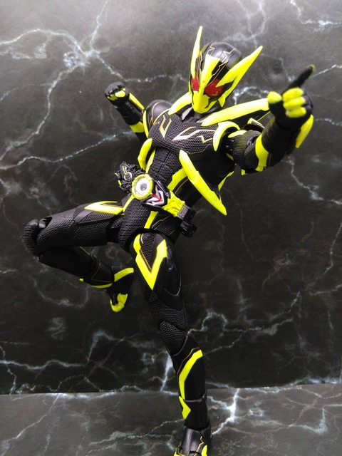 KAMEN RIDER ZERO-ONE SHINING HOPPER 19
