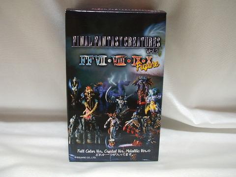 01 FINAL FANTASY CREATURES BOX Vol.2A