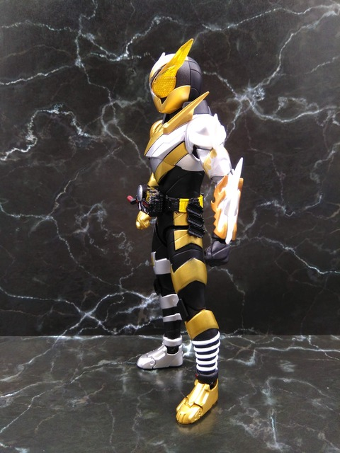 KAMEN RIDER BUILD TRIAL FORM 12