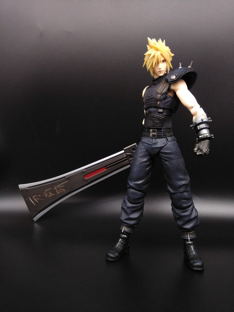 CLOUD STRIFE Ver.2 Event Limited Version 13