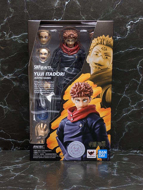 YUJI ITADORI 01