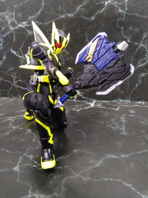 KAMEN RIDER ZERO-ONE SHINING HOPPER 34