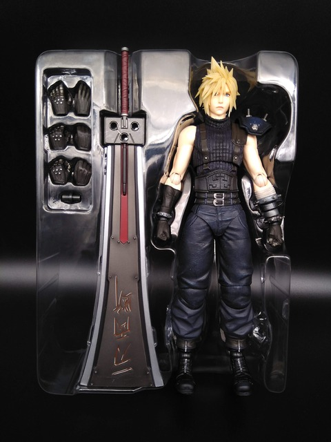 CLOUD STRIFE Ver.2 Event Limited Version 07