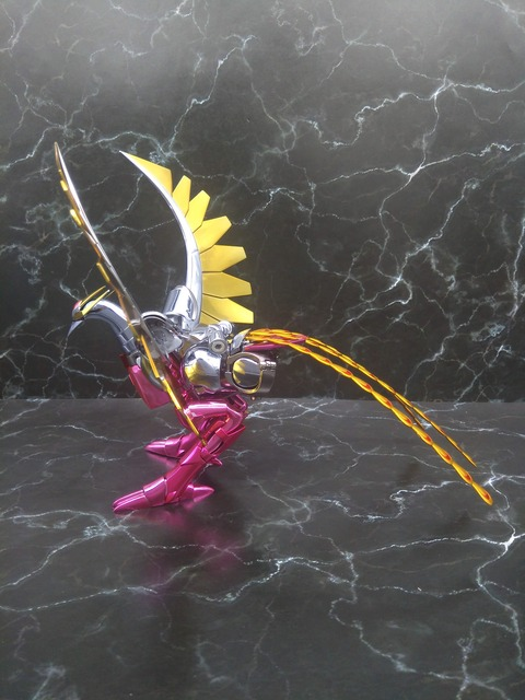 PHOENIX IKKI FIRST BRONZE CLOTH REVIVAL VERSION 25