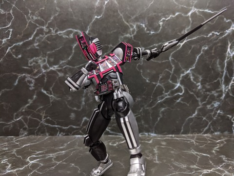 MASKED RIDER DECADE COMPLETE FORM 31
