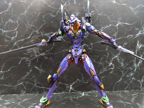 EVA-01 TEST TYPE 00