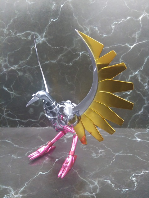 PHOENIX IKKI FIRST BRONZE CLOTH REVIVAL VERSION 20