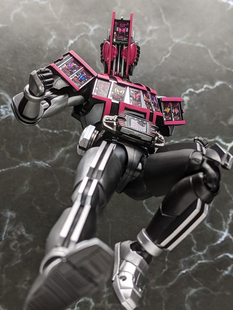 MASKED RIDER DECADE COMPLETE FORM 24
