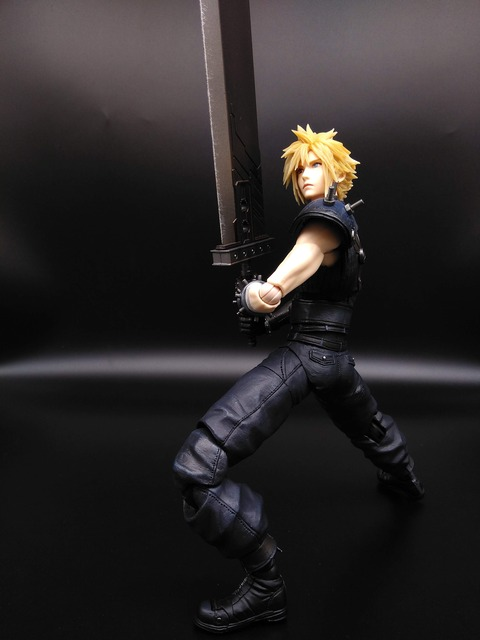 CLOUD STRIFE Ver.2 23