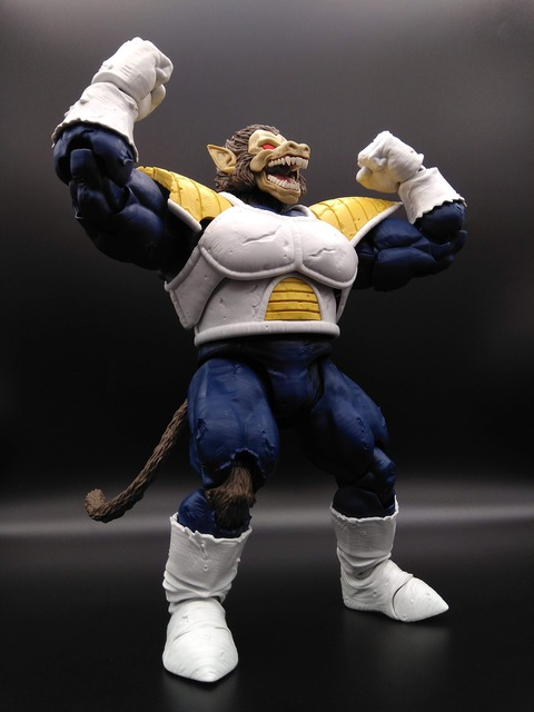GREAT APE VEGETA 33