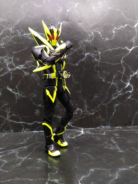 KAMEN RIDER ZERO-ONE SHINING HOPPER 31