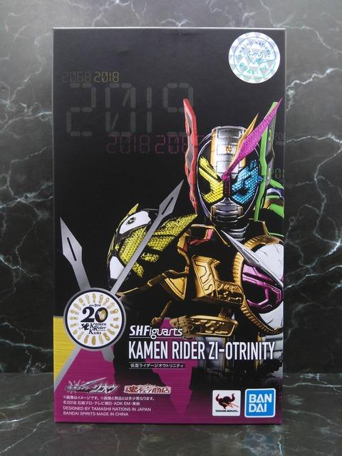 KAMEN RIDER ZI-O TRINITY 01