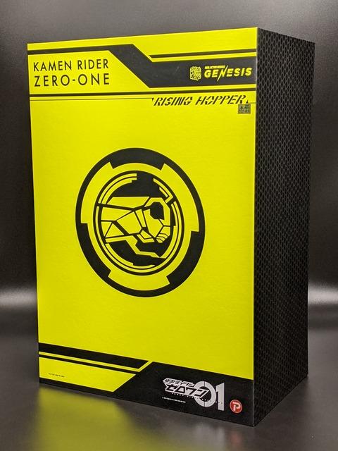 RAH-785 KAMEN RIDER ZERO-ONE RISING HOPPER 01