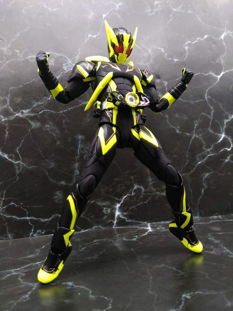 KAMEN RIDER ZERO-ONE SHINING HOPPER 23