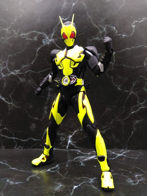 KAMEN RIDER ZERO-ONE RISING HOPPER 14
