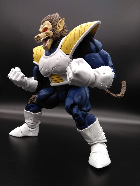 GREAT APE VEGETA 37