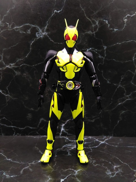 KAMEN RIDER ZERO-ONE RISING HOPPER 06