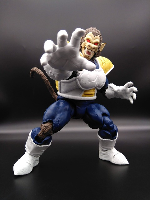GREAT APE VEGETA 36