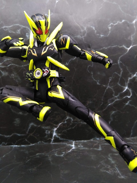 KAMEN RIDER ZERO-ONE SHINING HOPPER 27