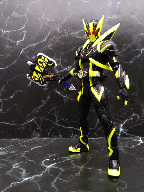 KAMEN RIDER ZERO-ONE SHINING HOPPER 32