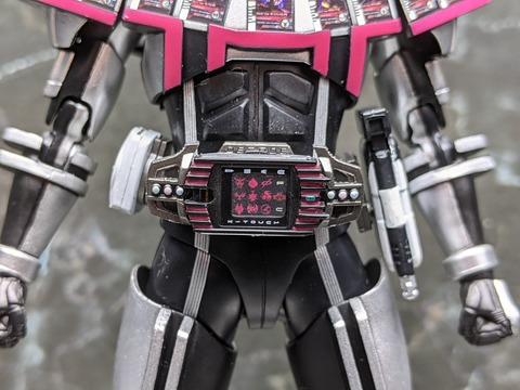 MASKED RIDER DECADE COMPLETE FORM 17
