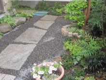 ちょっとした庭