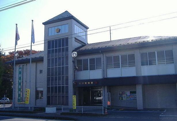 Kazo_Police_Station