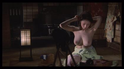 高岡早紀-忠臣蔵外伝-ヌード