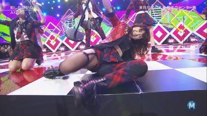 大島優子-パンチラ01