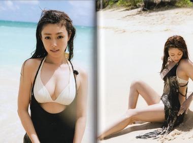 深田恭子 水着