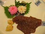 �韓国風牛ステーキ