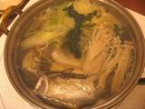 塩魚汁鍋(完成)