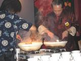 栗と鶏の炊き込みご飯(撹拌)