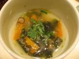 �干し鱈のスープ