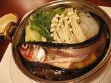 塩魚汁鍋(調理前)