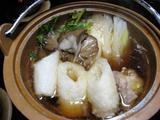 きりたんぽ鍋(大湯温泉)