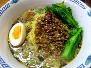 うま辛坦々麺(初級)