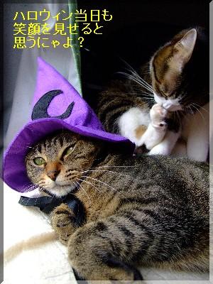 怖いハロウィン