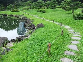 旧芝至急恩腸庭園2