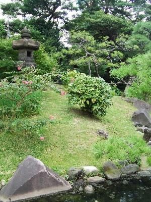 旧芝至急恩腸庭園
