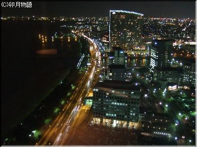 福岡タワーから