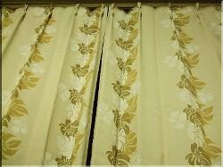 新しいカーテン