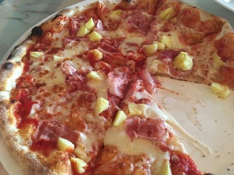 Parami Pizza_Hawaiian