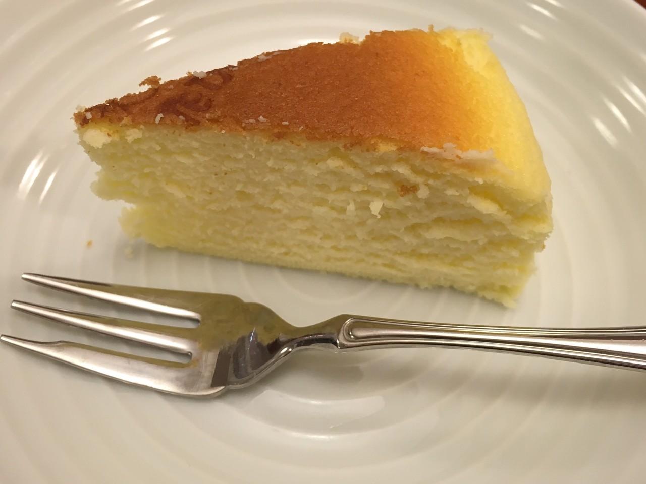 チーズ おじさん の て ケーキ つ