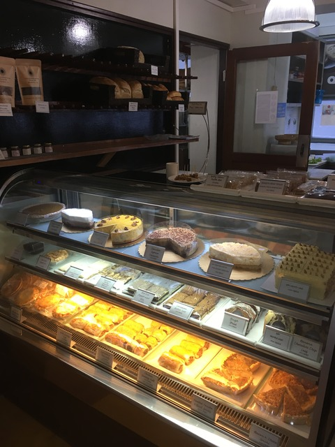 Yangon Bakehouse_パン・ケーキ