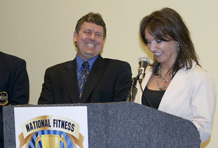 Cathe Fitness Hall of Fame