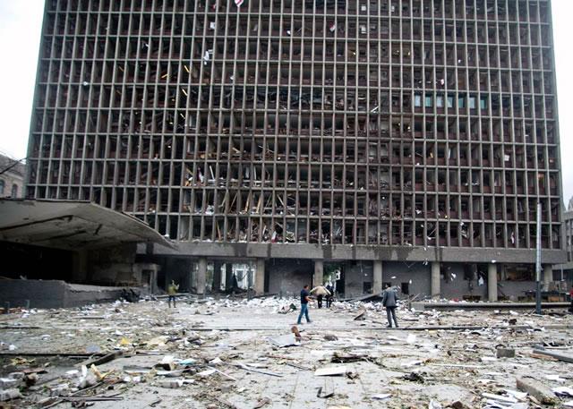 オクラホマシティ連邦政府ビル爆破事件