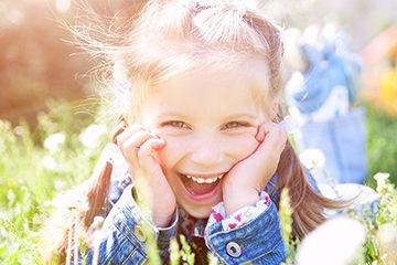 笑顔が素敵な女の子は好感が持てる