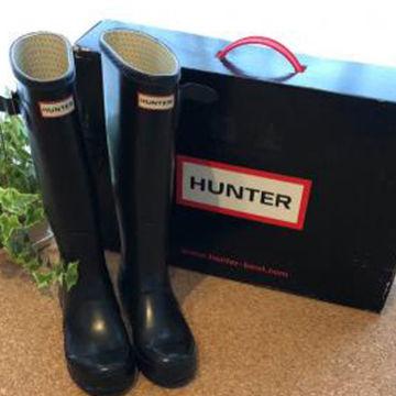 ハンターの長靴
