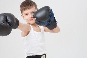 大晦日はボクシングのK-1を見る